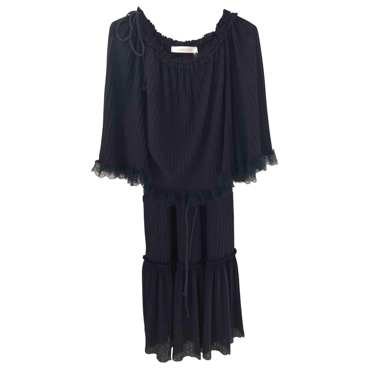 See By Chloé \N Blue dress for Women S International