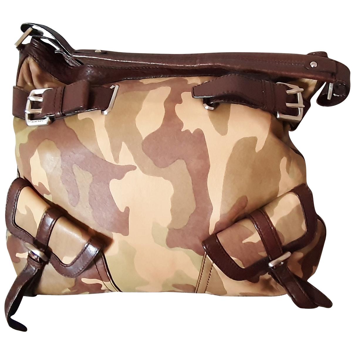 Dkny \N Handtasche in Leder