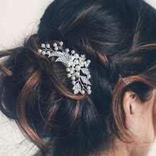 Accesorios de pelo Blanco Glamour