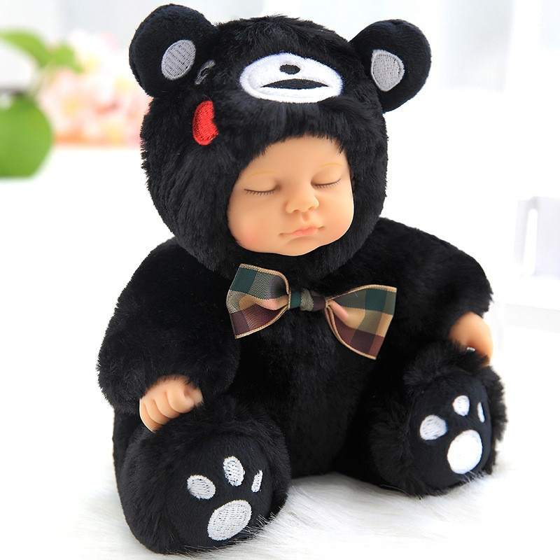 Cute Colorful Sleep Pacifies Doll Pretty Gift For Baby