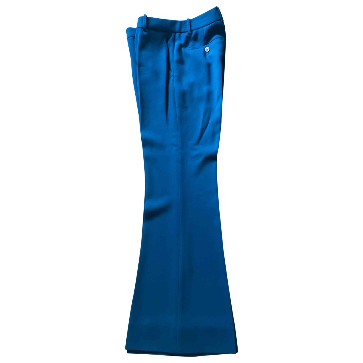 Gucci N Turquoise Trousers for Women 40 IT