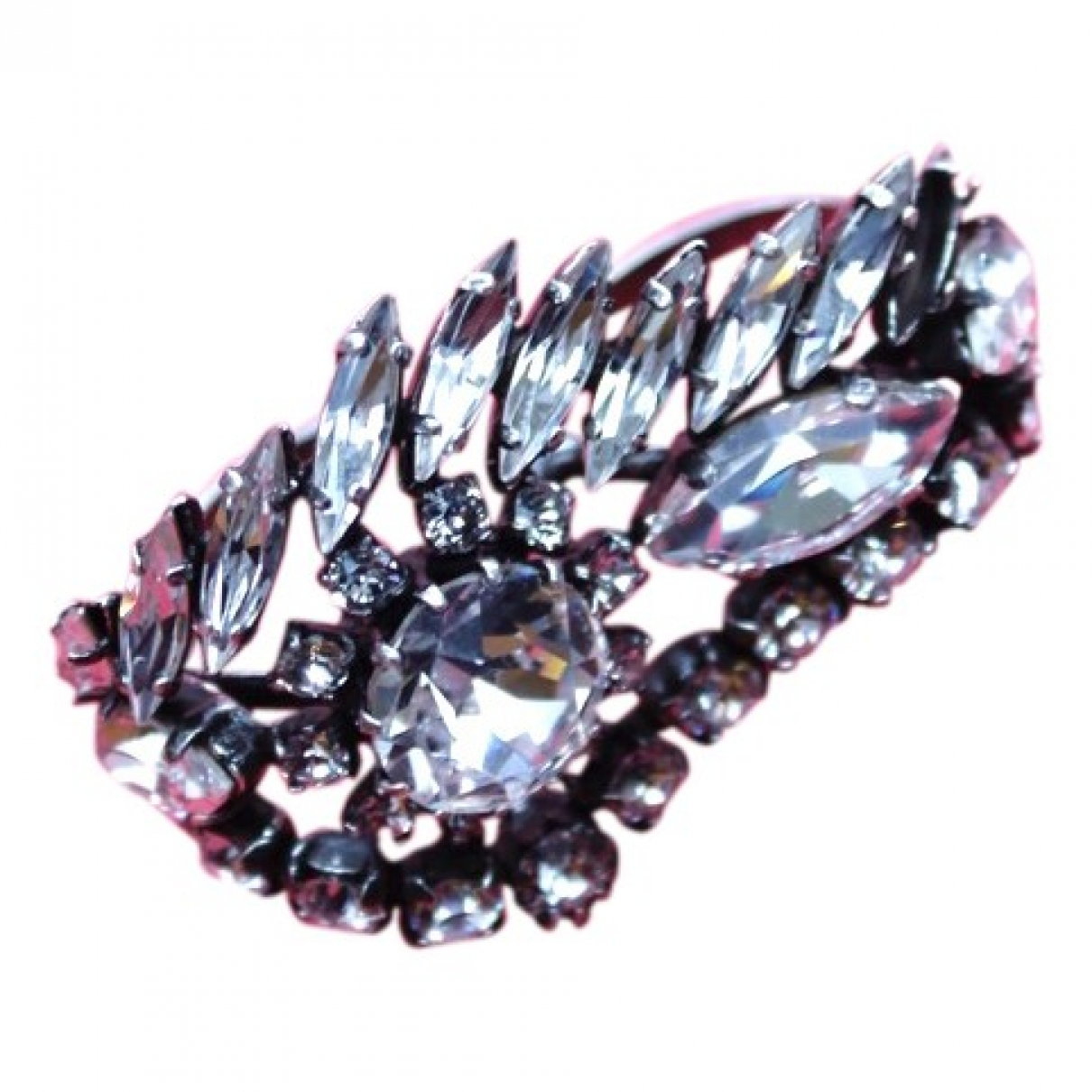 Sonia Rykiel \N Ring in  Silber Metall