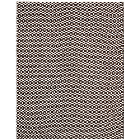 Safavieh Mildred Geometric Cotton Rug, One Size , Brown