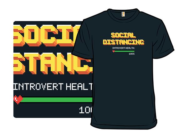 Social Games T Shirt
