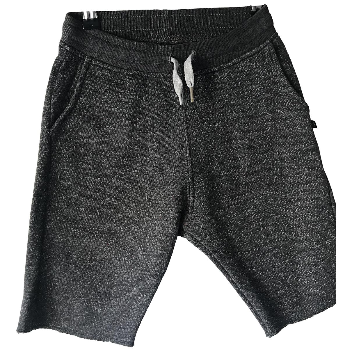 Sweet Pants - Short   pour enfant en coton - gris