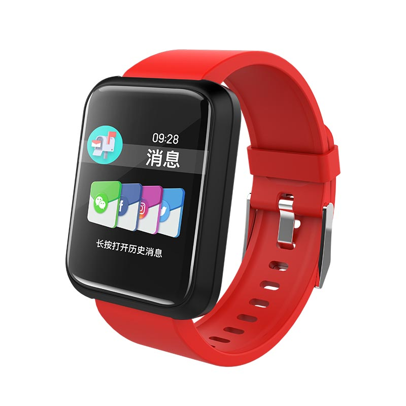 Waterproof Sleep Tracker All Compatible Blood Pressure Tracker Smart Watch