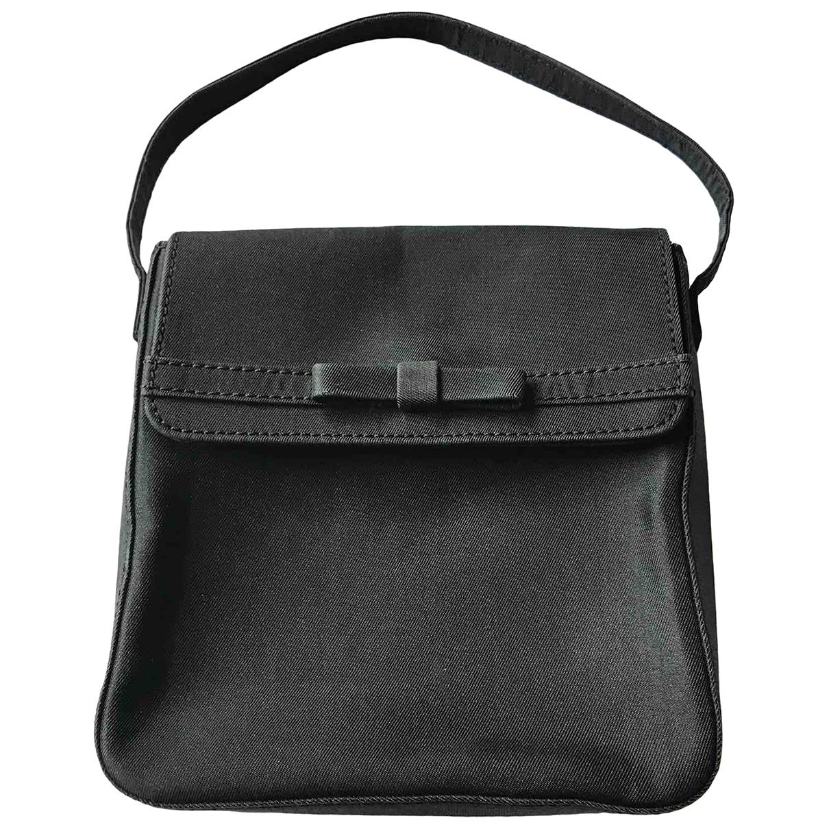 Anya Hindmarch \N Handtasche in  Schwarz Polyester