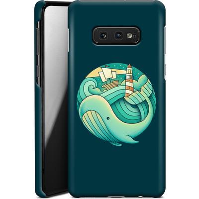 Samsung Galaxy S10e Smartphone Huelle - Into The Ocean von Enkel Dika