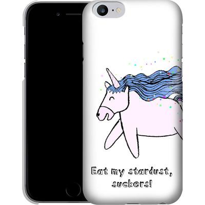 Apple iPhone 6 Plus Smartphone Huelle - Eat my stardust von caseable Designs