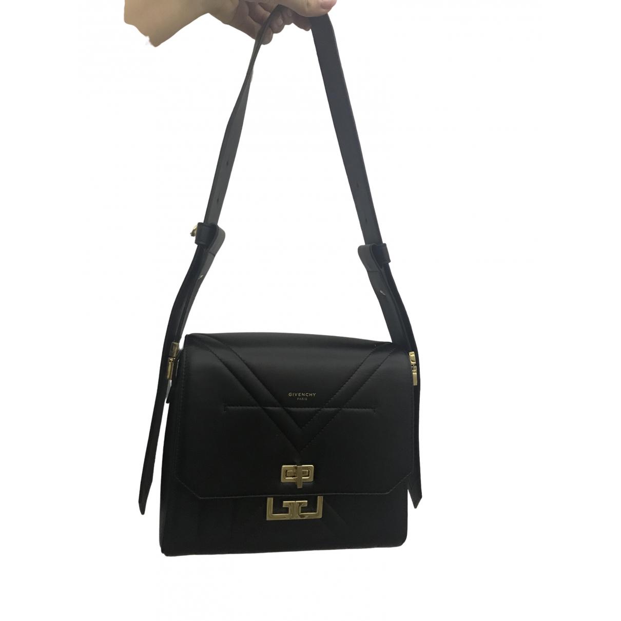Givenchy Eden Black Leather handbag for Women \N