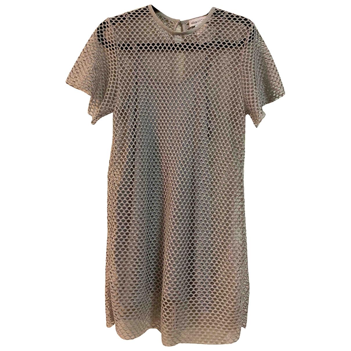 Alice Mccall - Robe   pour femme en coton - gris