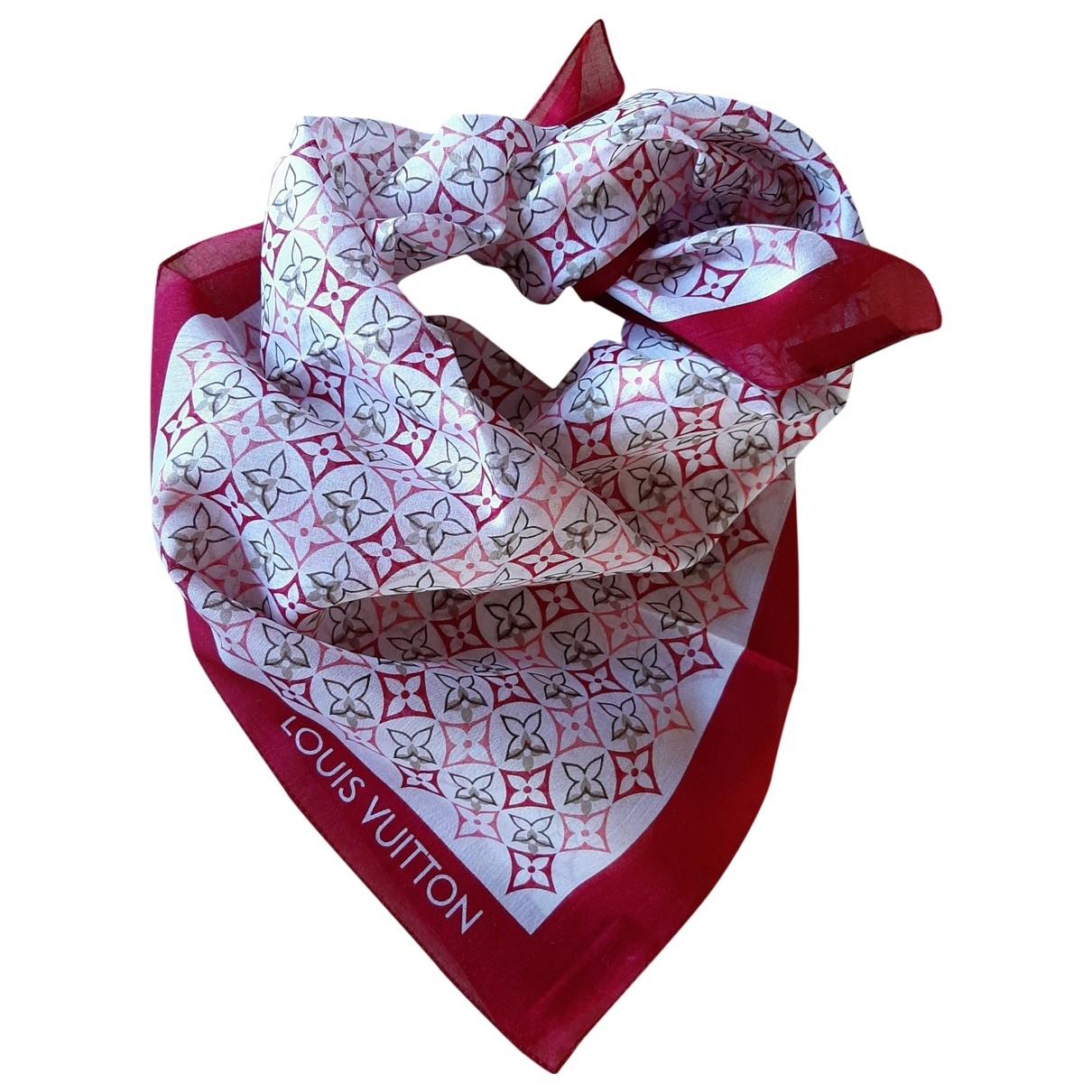 Louis Vuitton N Multicolour Cotton scarf for Women N