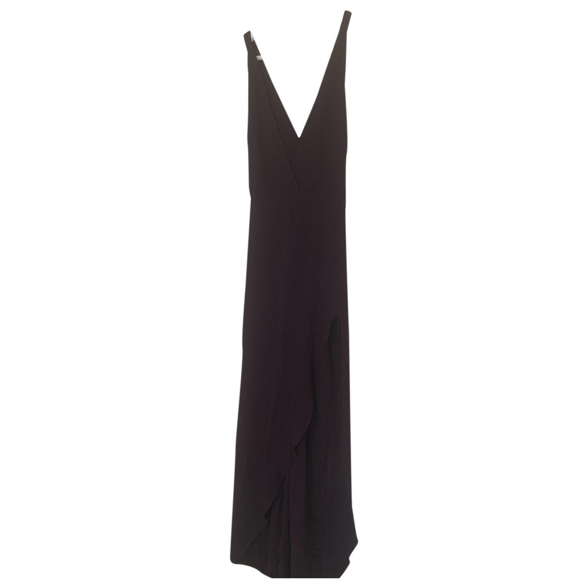 Reformation \N Purple dress for Women 4 US
