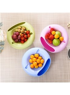 Nuts Fruits Candies Snacks Plastic Serving Dishes and Bowls