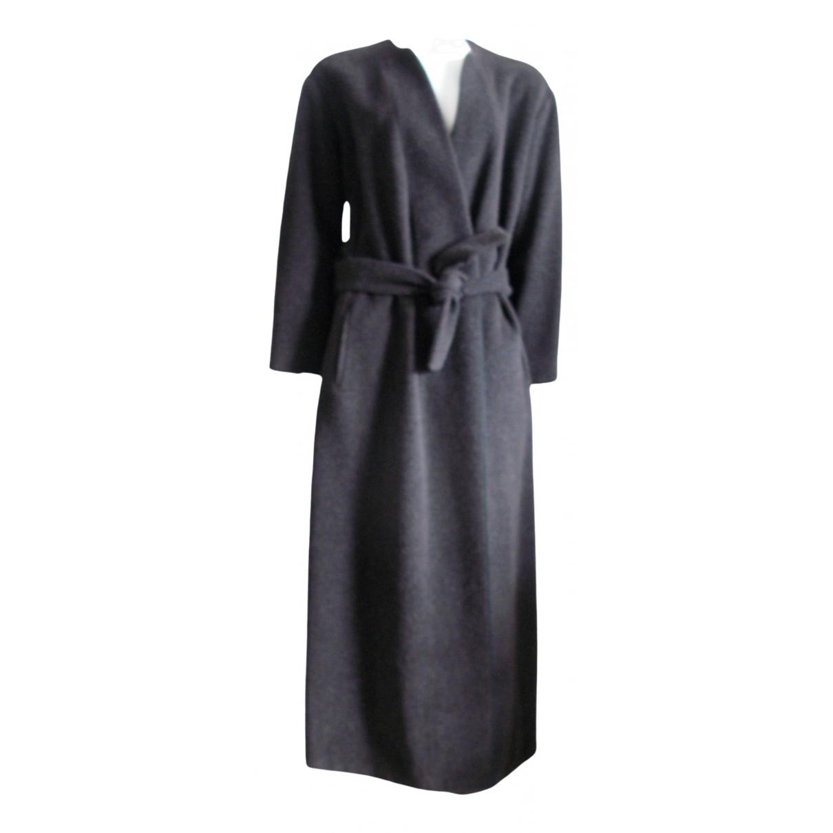 Lanvin \N Grey Wool coat for Women M International