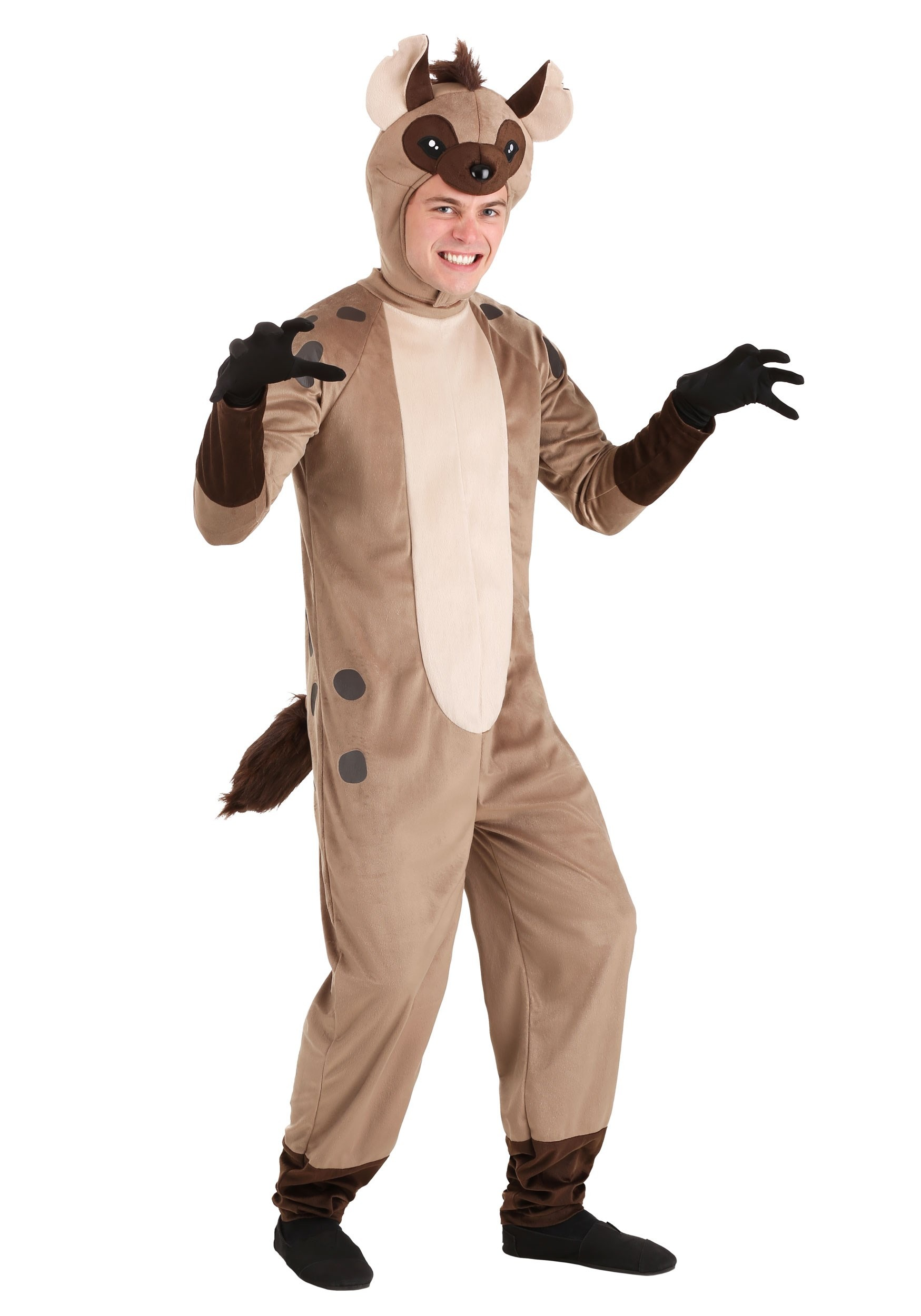 Hyena Costume for Adult's