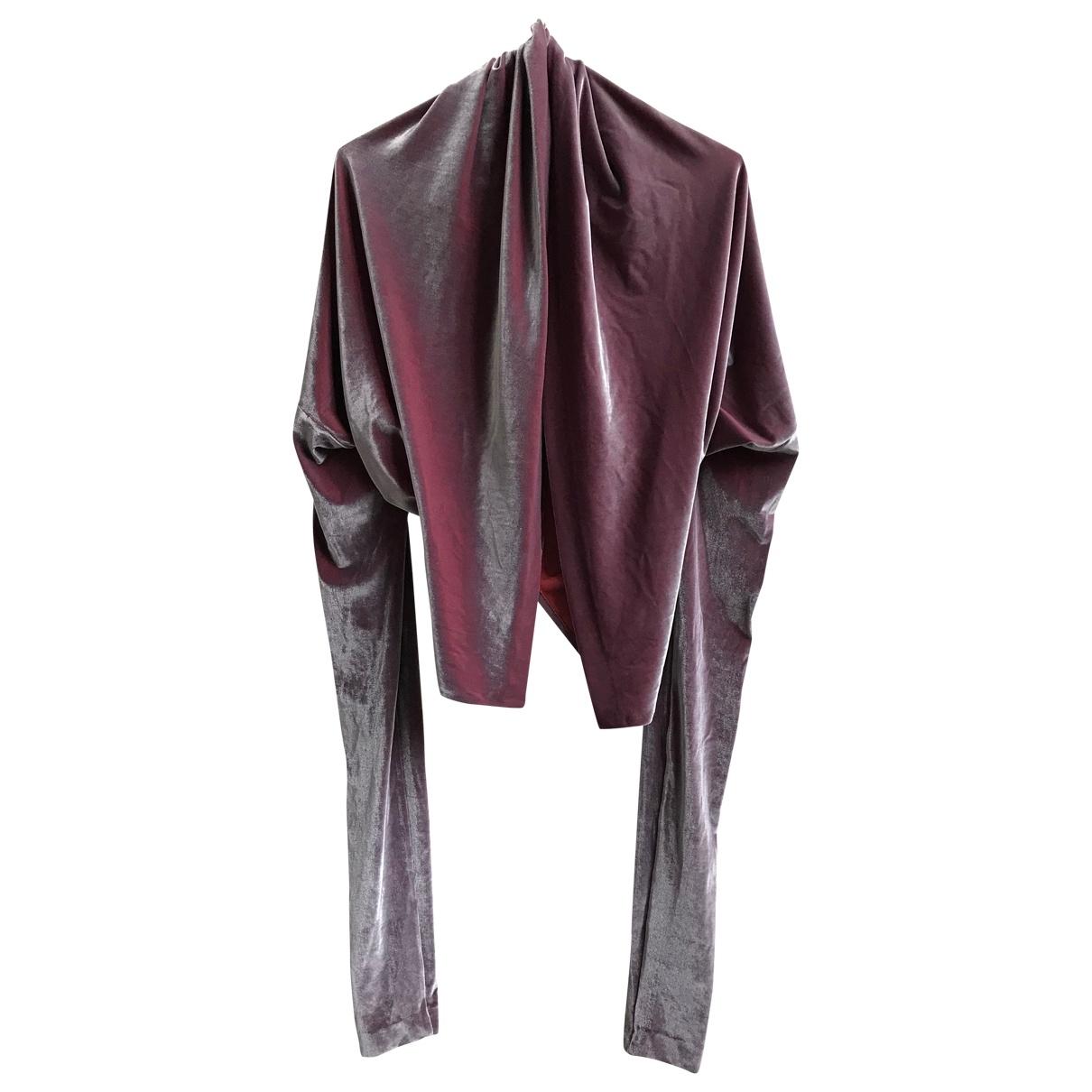 La Perla \N Pullover in  Lila Polyester