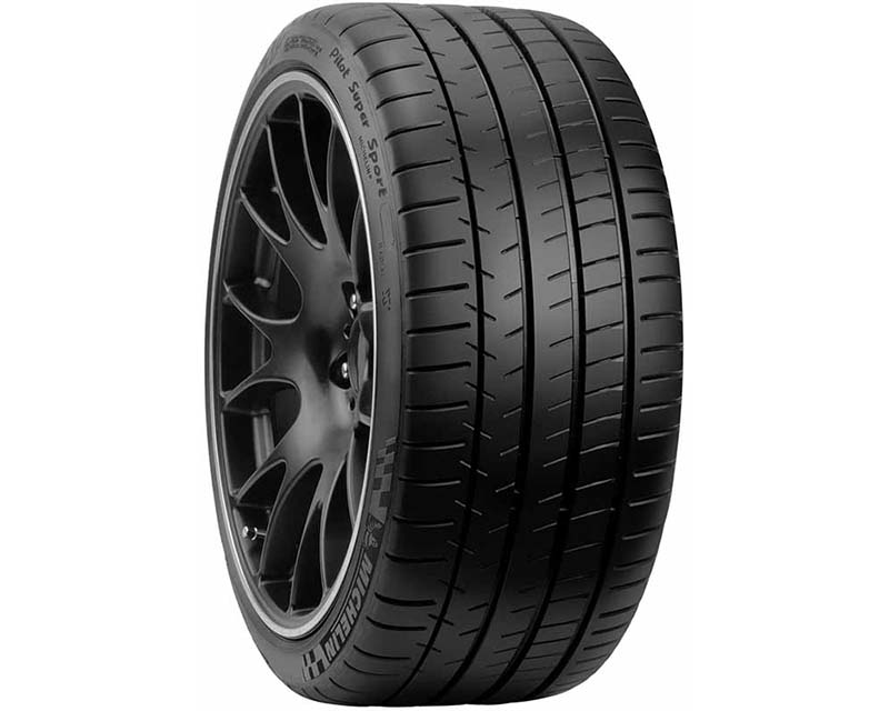 Michelin 31567 Pilot Super Sport 255/35ZR19/XL (XL PLY) 96Y Tire