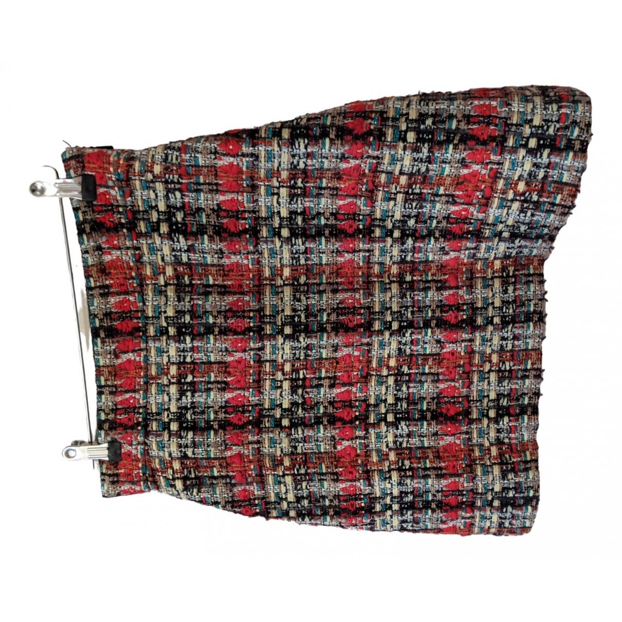 Gucci - Jupe   pour femme en laine - multicolore
