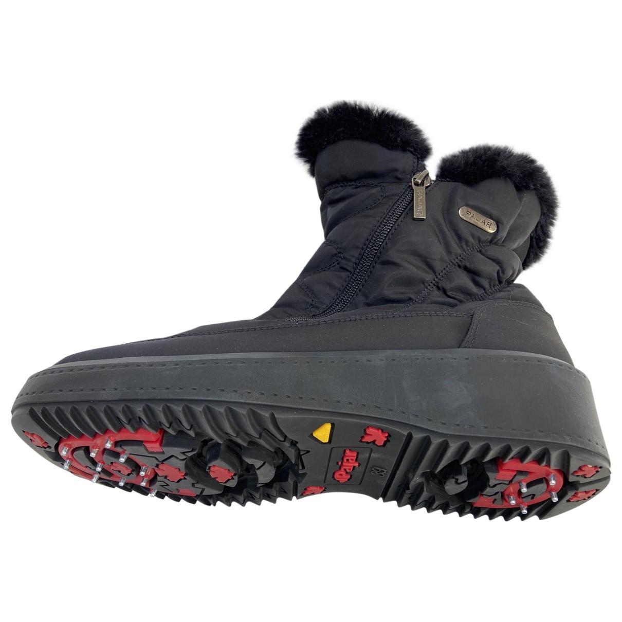 Pajar - Boots   pour femme - noir