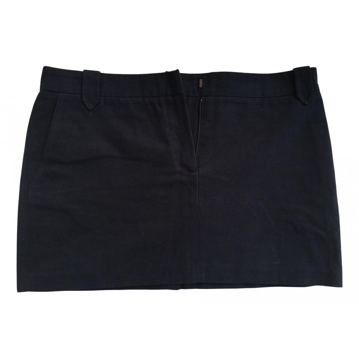 Vanessa Bruno - Jupe   pour femme en coton - noir