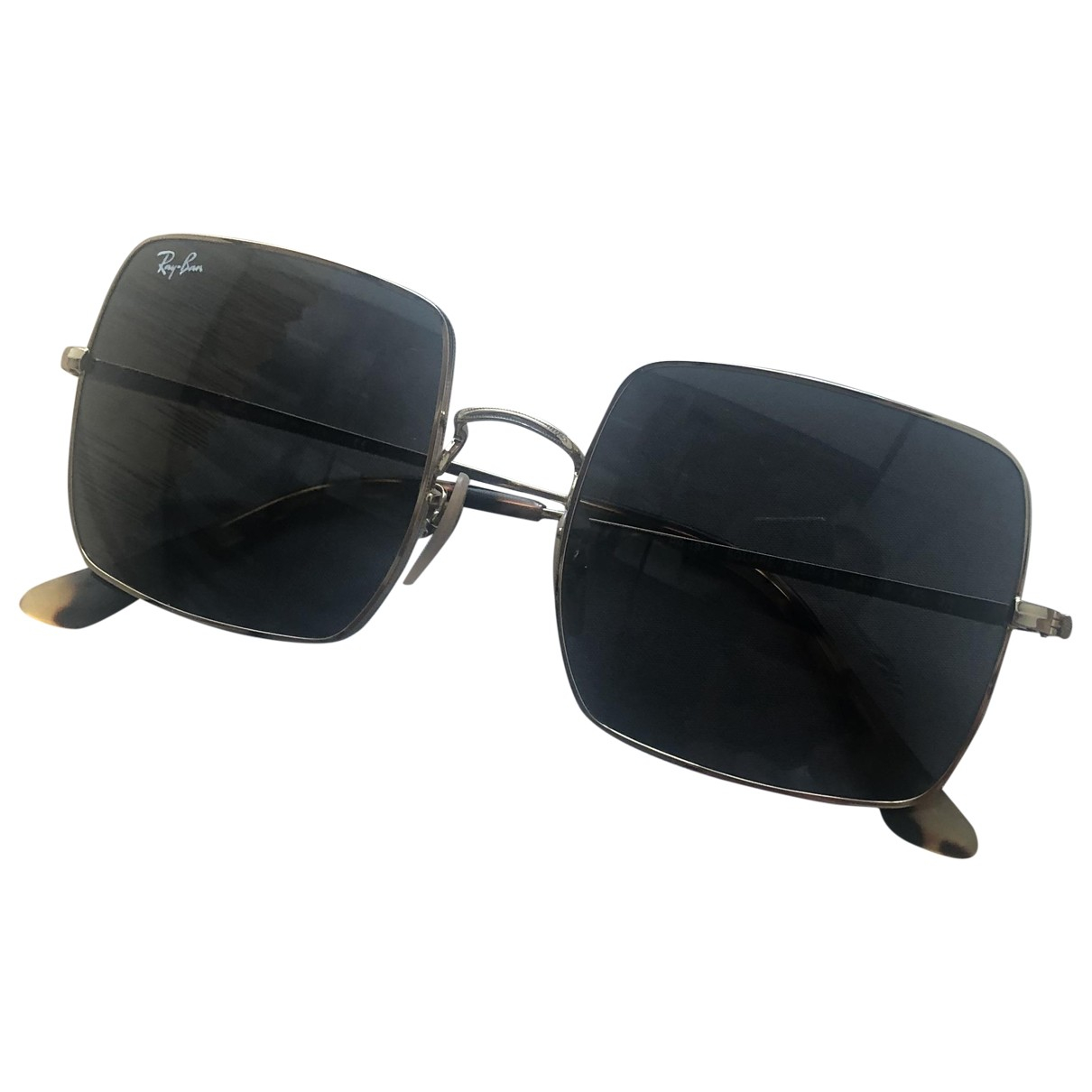 Ray-ban Square Metal Sunglasses for Women \N
