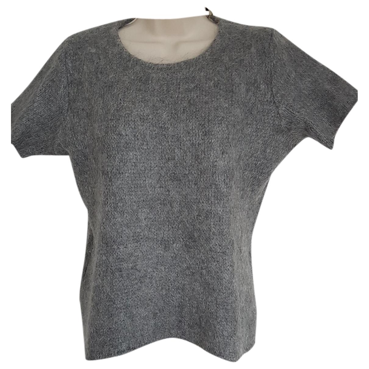 Balenciaga - Pull   pour femme en laine - gris