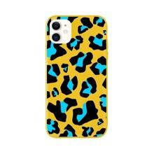 iPhone Schutzhuelle mit Leopard Muster