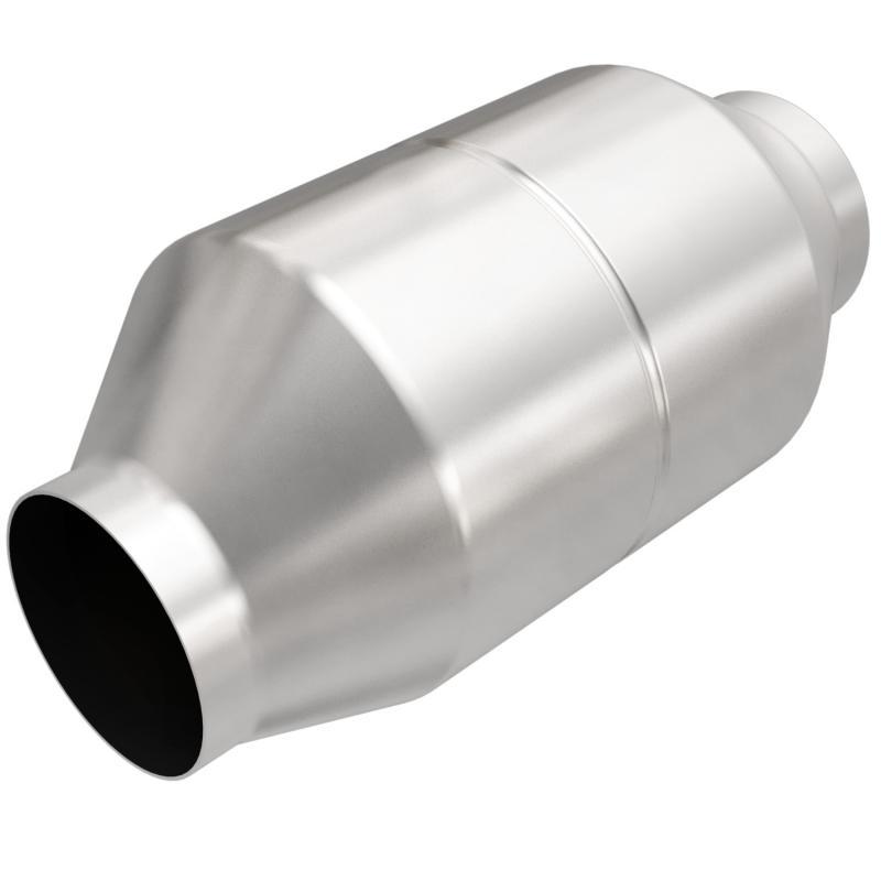 MagnaFlow 60120 Exhaust Products Universal Catalytic Converter - 3.50in.