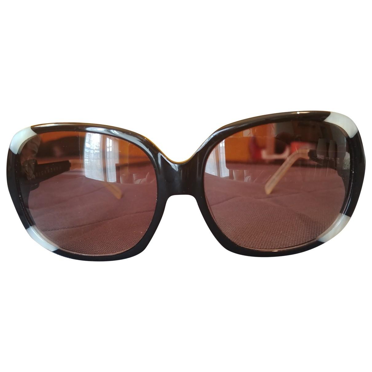 John Richmond \N Black Sunglasses for Women \N