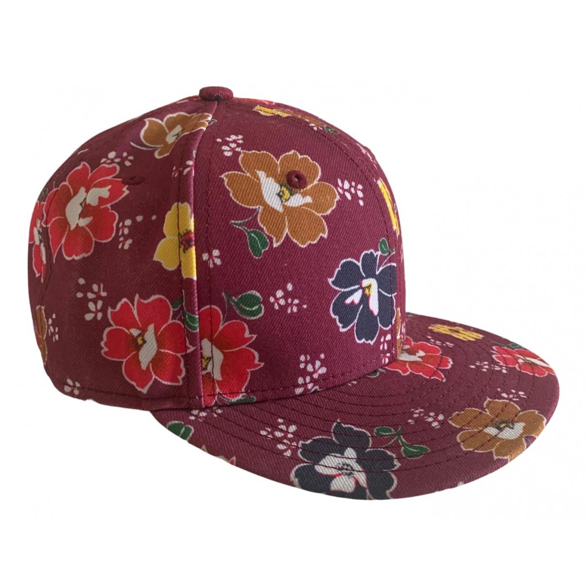 Kenzo - Chapeau   pour femme en toile - multicolore