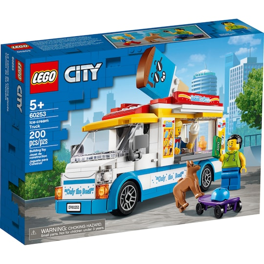 Lego® City Ice-Cream Truck Set | Michaels®