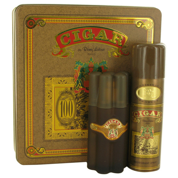 Cigar - Remy Latour Estuche regalo 100 ml