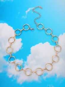 Ring Linked Choker
