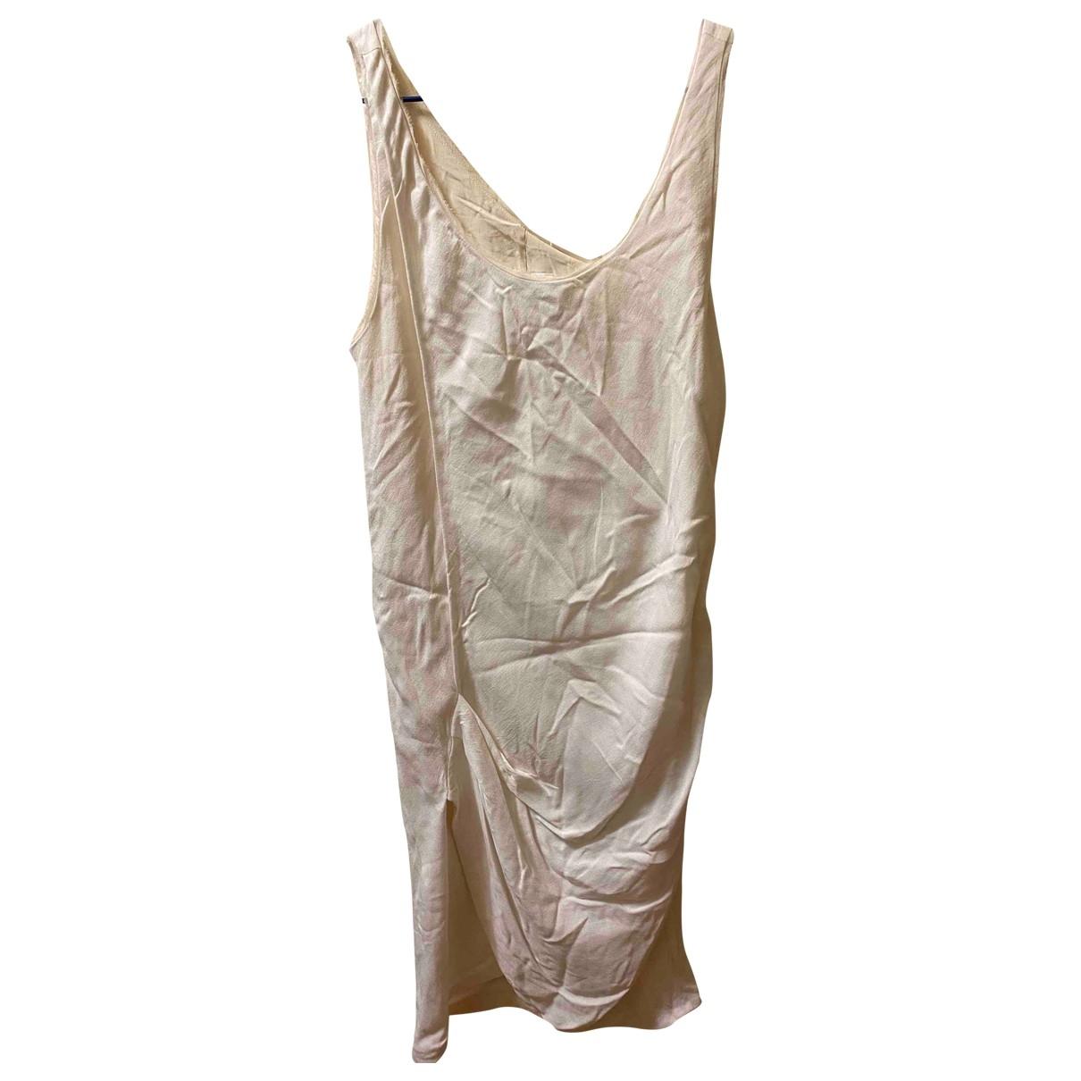 Mini vestido Helmut Lang