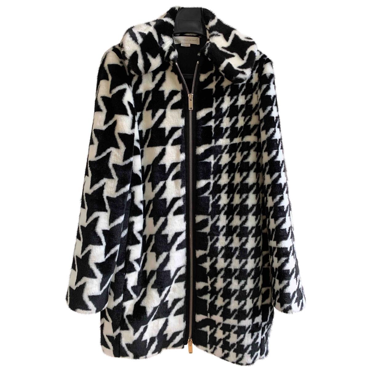 Stella Mccartney - Manteau   pour femme en fourrure synthetique