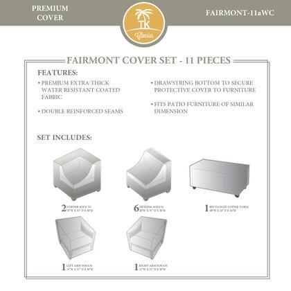 FAIRMONT-11aWC Protective Cover