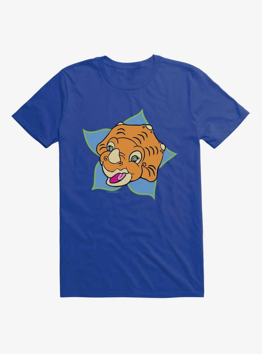 The Land Before Time Cera Flowers T-Shirt