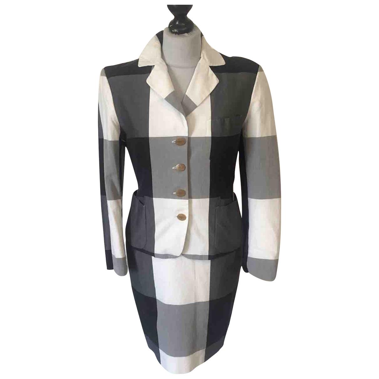 Vivienne Westwood Red Label - Veste   pour femme en coton - blanc