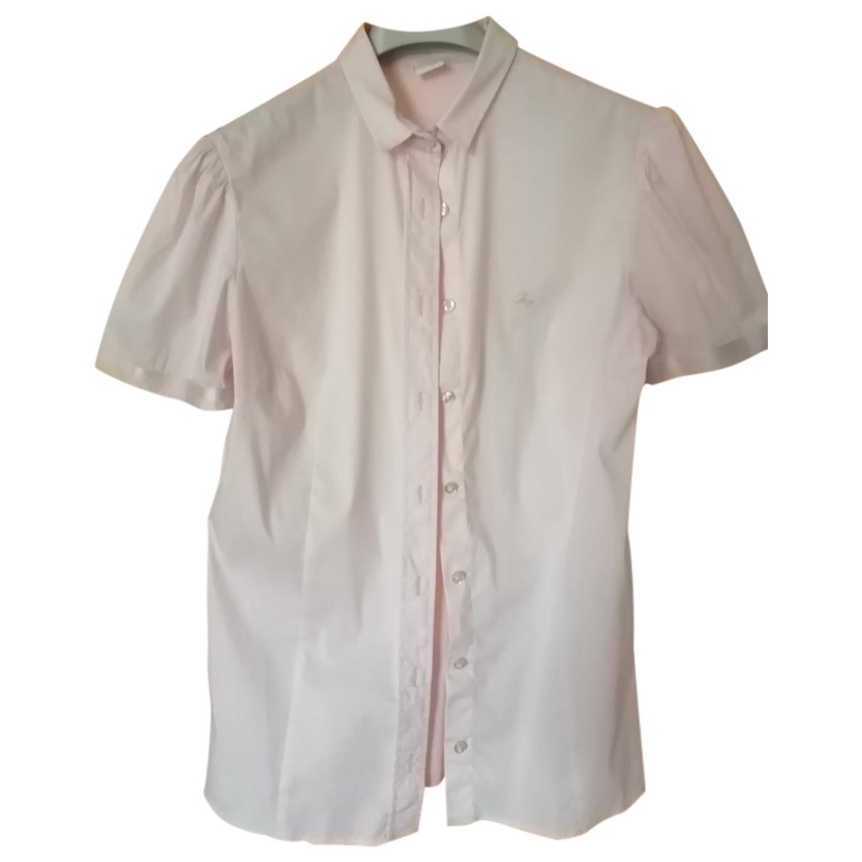 Fay \N Pink Cotton Knitwear for Women 42 IT