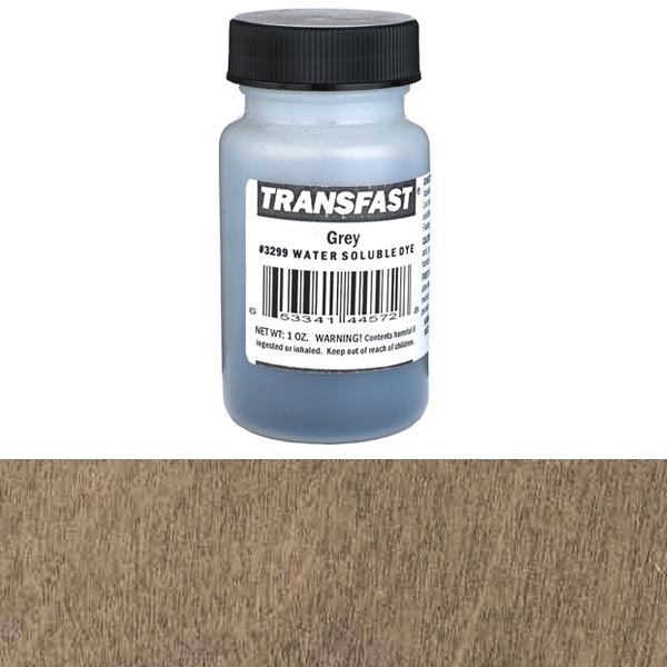 Grey Yellow Transfast Water Soluble Dye 1 oz