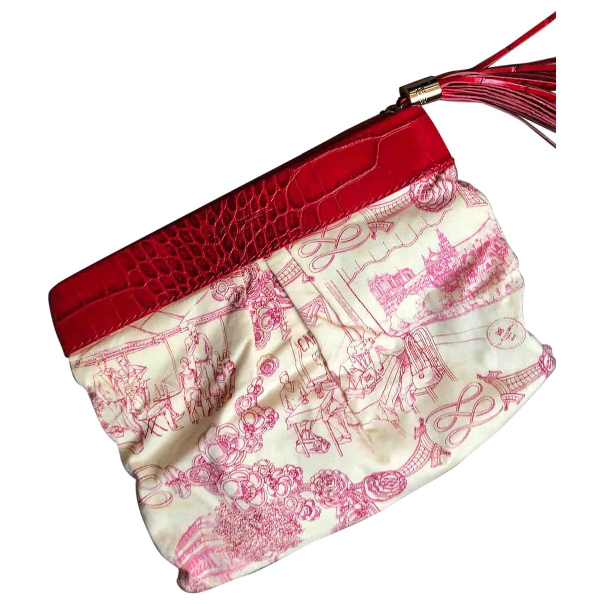 Lancel - Petite maroquinerie   pour femme en cuir - rouge