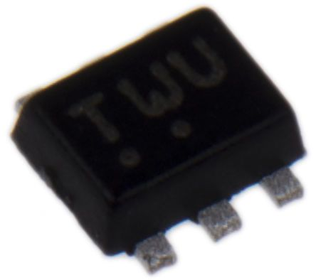 ON Semiconductor NCV8170AXV330T2G, LDO Regulator, 3.3 V, ±1% 6-Pin, SOT-563 (25)