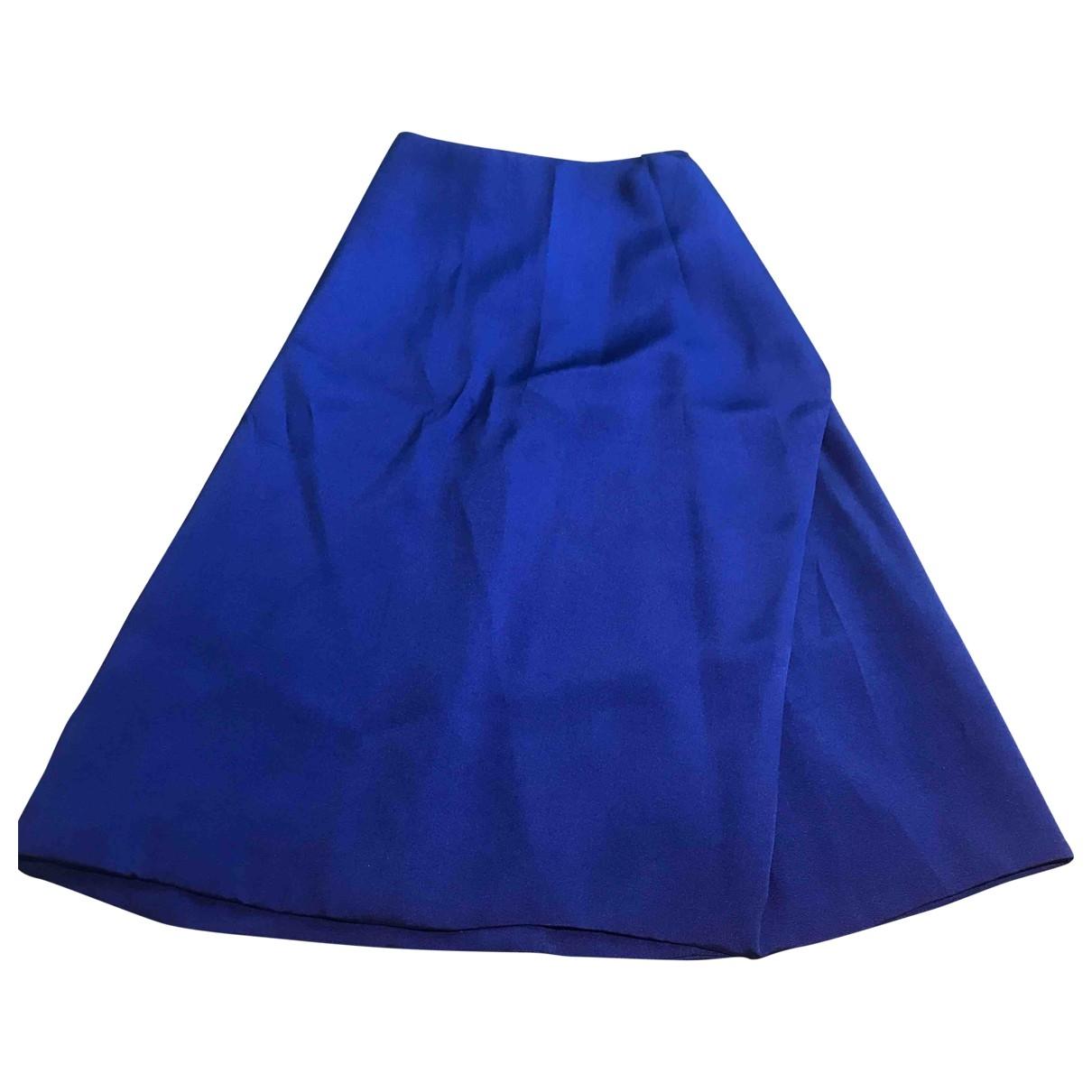 Finery \N Rocke in  Blau Polyester