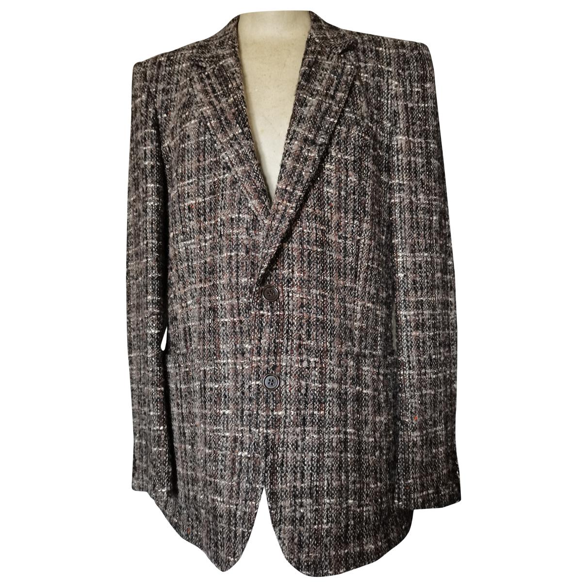 Cacharel - Vestes.Blousons   pour homme en laine - multicolore