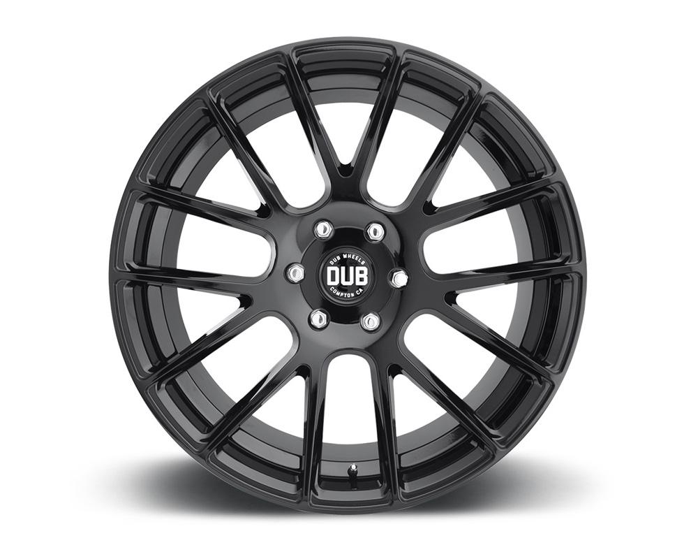 DUB S205 Luxe Gloss Black 1-Piece Cast Wheel 24x9.5 6x139.7 30mm