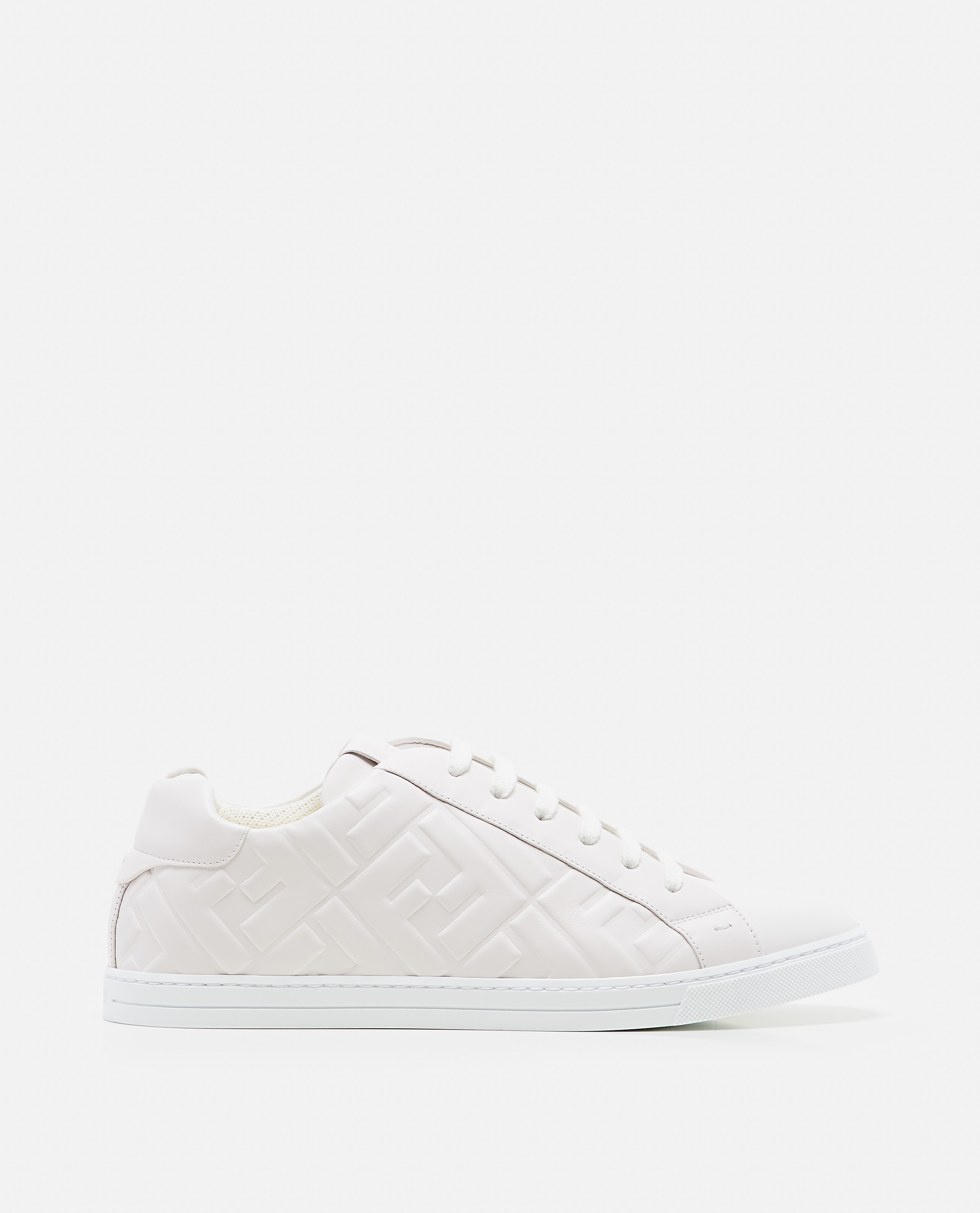 Low top in nappa leather