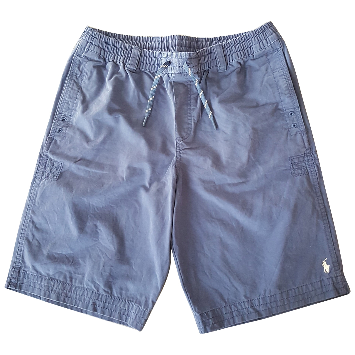 Polo Ralph Lauren \N Shorts in  Blau Baumwolle
