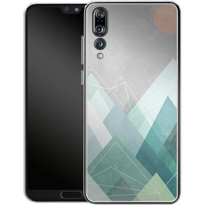 Huawei P20 Pro Silikon Handyhuelle - Graphic 107 X von Mareike Bohmer