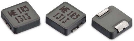 Wurth Elektronik Wurth, WE-LHMI, 5020 Shielded Wire-wound SMD Inductor 10 μH ±20% Wire-Wound 1.8A Idc